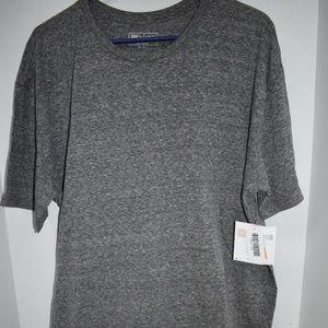 Lularoe Men's Patrick 3XL Gray Heather Tee Shirt